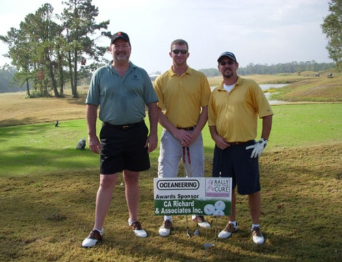 Oceaneering Golf Tournament