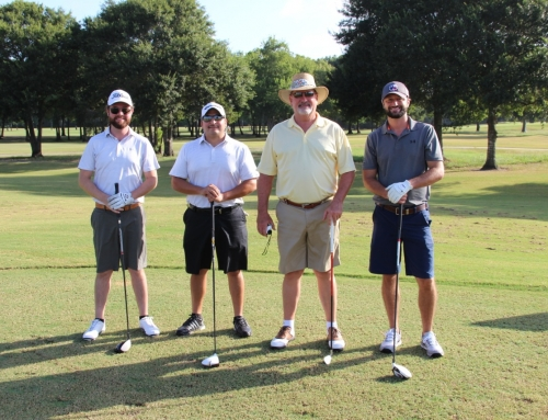 CA Richards sponsored a team that competed in the 2015 MTS Houston Sections Golf Tournament